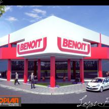 Lojas Benoit - Santiago-RS