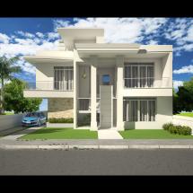 Residência em condomínio Cidade Universitária em Santa Maria RS